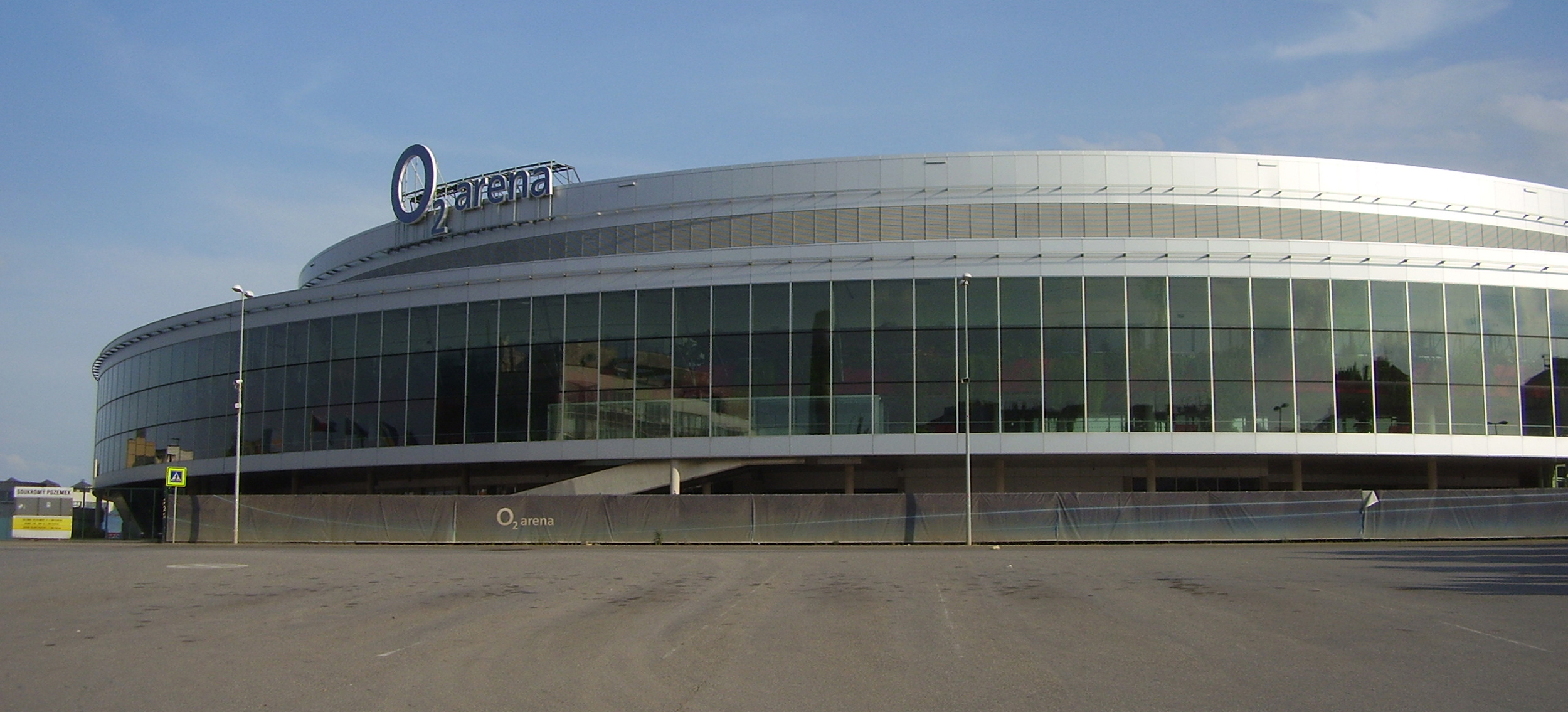 02 Arena, Prague, Czech Republic