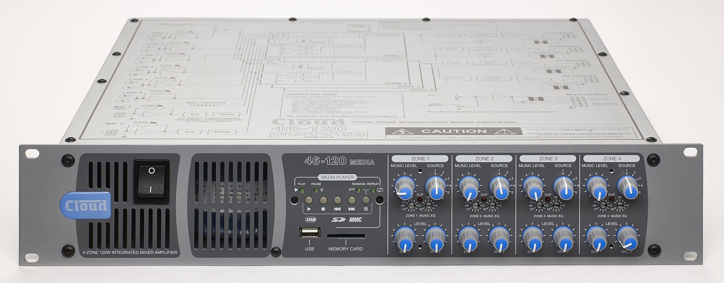The Cloud 46-120 and 46-120Media are now available for shipping!