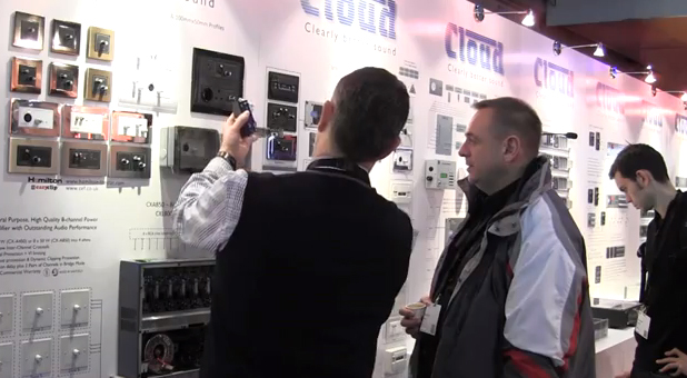 New products from Cloud Electronics at ISE 2013 - Hot Reception!