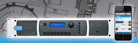 New DCM-1e Ethernet Zone Controller - Now Shipping!