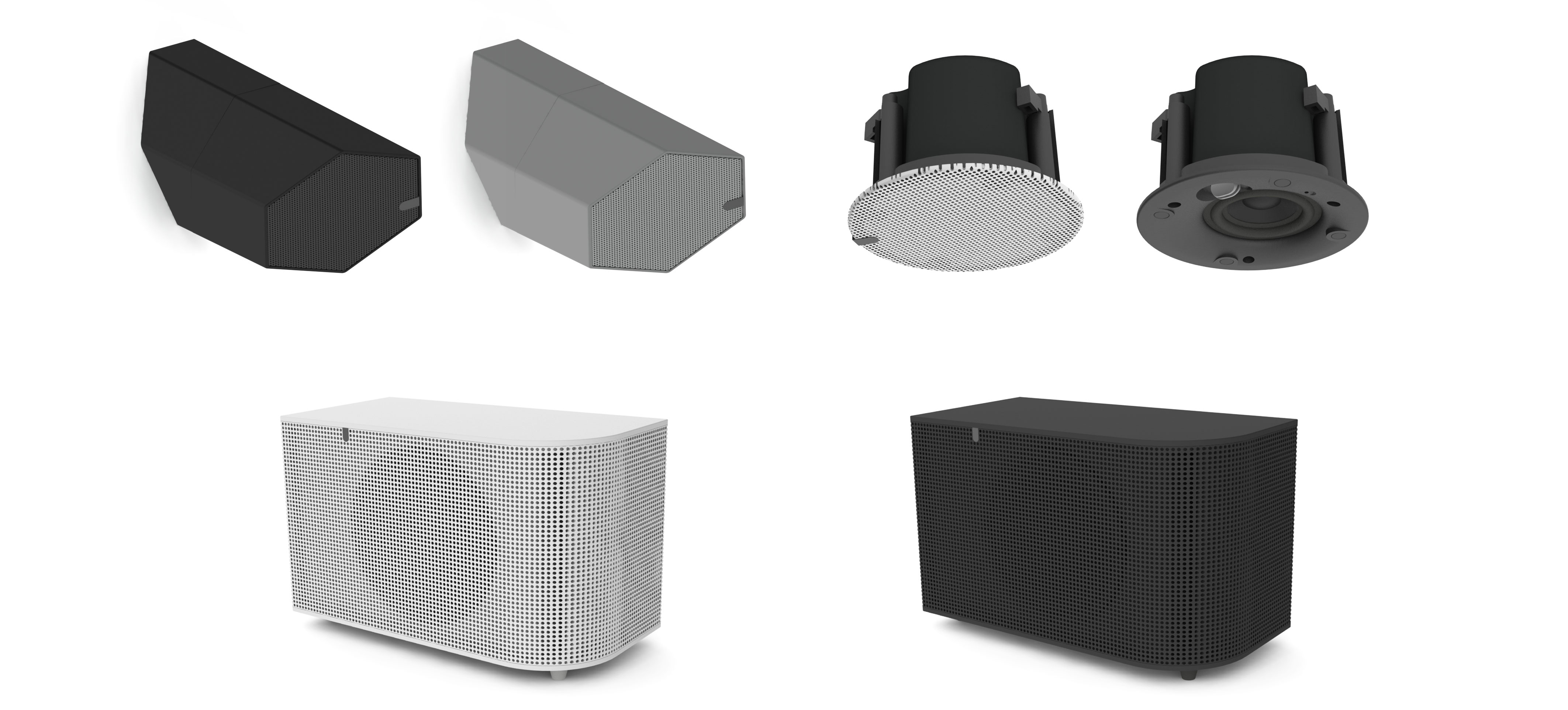 New Contractor Speaker Models at ISE 2016