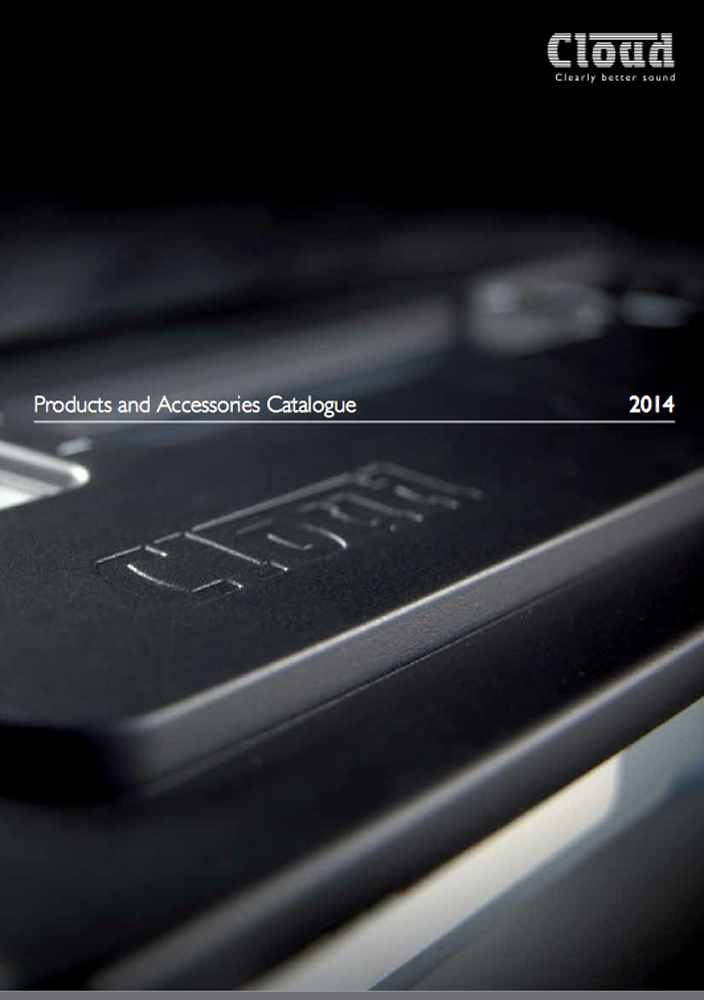 New Product & Accessories Catalogue 2014 - Available Now