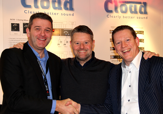 Cloud Electronics appoints New Distributor for NL