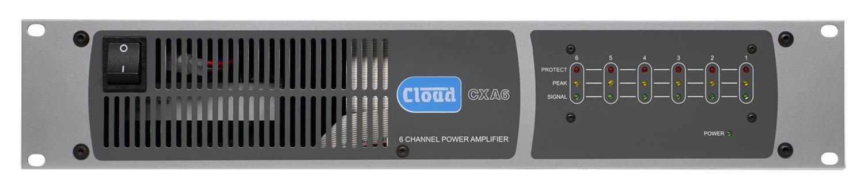 CXA6 6 x 120W Amplifier