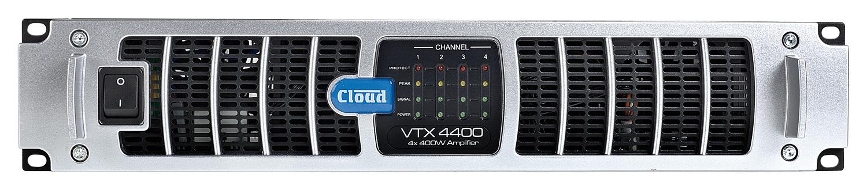 VTX4400 4 x 400W Amplifier