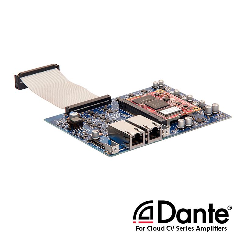 CDI-CA8 Optional 8ch Dante Card for CA Amplifier