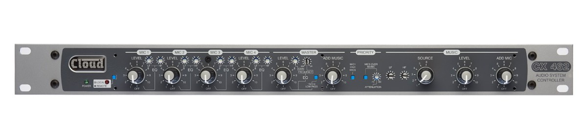 CX462 Audio System Controller