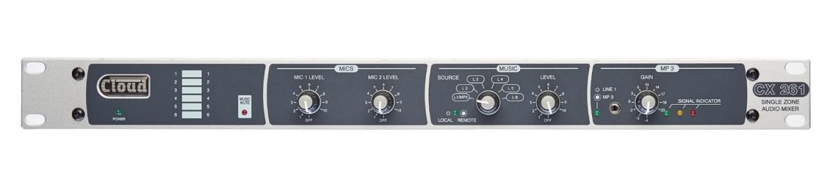 CX261 Single Zone Mixer