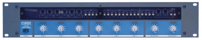 CX233 Zone Mixer