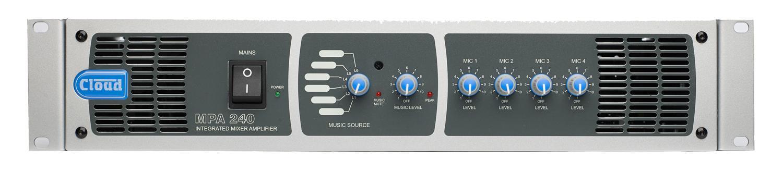 MPA240 240W Mixer Amplifier