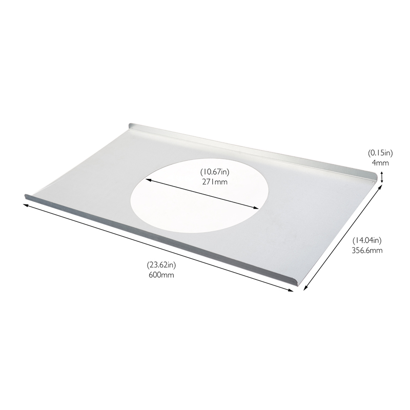 CS-TB-4P 8 Inch Tile Bridge for Cloud Ceiling Speakers