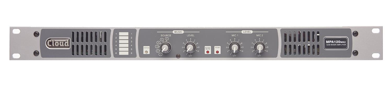 MPA120MK2 120W Integrated Mixer Amplifier