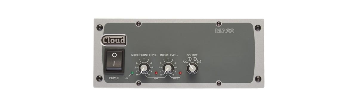 MA60T Mixer Amplifier