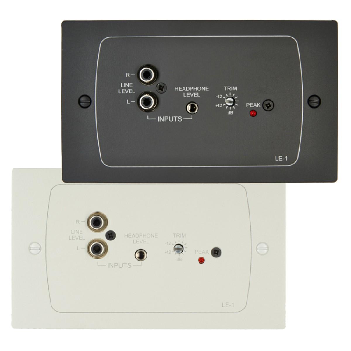 LE-1W & LE-1B Line Input Module for DCM-1 / DCM-1e