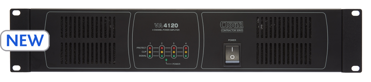 VA4120 Power Amplifier