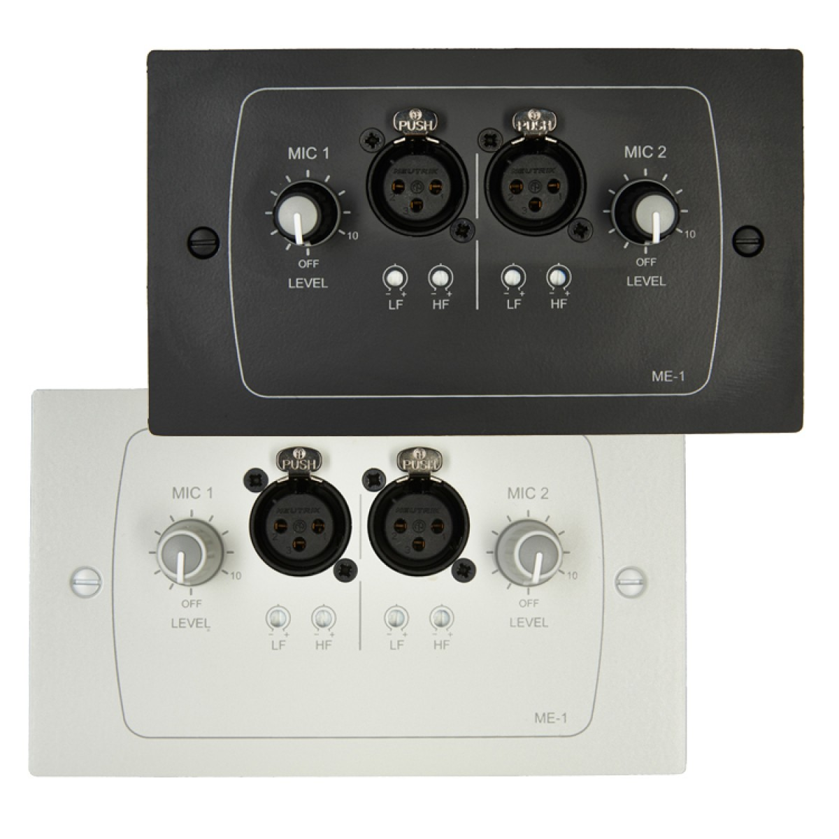 ME-1W &ME-1B Microphone Input Module for DCM-1 / DCM-1e